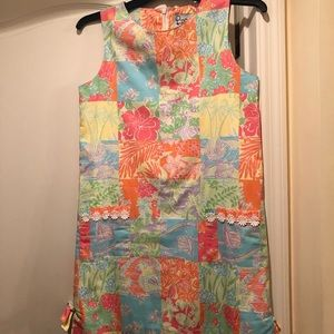 Vintage Lilly Pulitzer Shift, Size 8